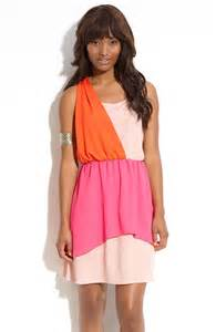 colored for juniors en cr 232 me colorblock dress juniors nordstrom