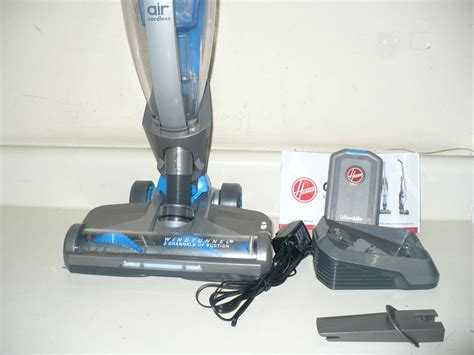 Is There Air In A Vacuum Hoover Air Cordless 2 In 1 Stick And Handheld Vacuum