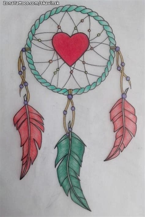 pin tatuajes de atrapasuenos tattoos dreamcatcher 58jpg