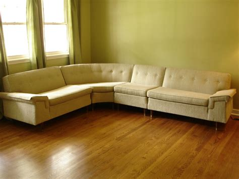 Bernhardt Sectional Sofa Bernhardt Sectional Sofa And Armless Chair Collectors Weekly