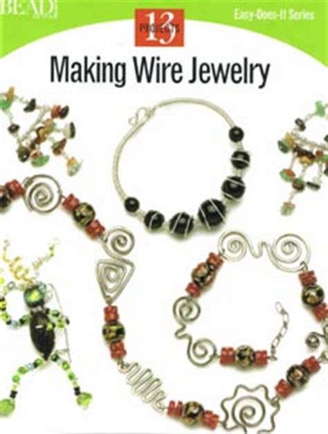 how to make jewelry books bead addict jewellery bead wire working books