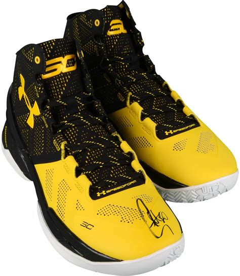 stephen curry sneakers stephen curry golden state warriors autographed curry 2