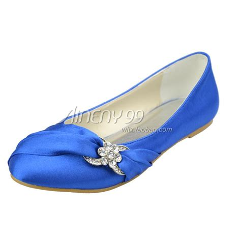 Blue Wedding Flats by Blue Wedding Shoes Flats For The Best Wedding Shoes