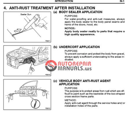 auto repair manual free download 1995 toyota t100 xtra regenerative braking toyota corolla 2009 2010 service manual auto repair manual forum heavy equipment forums