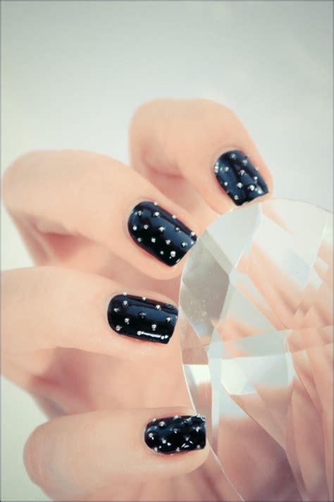 black nail art nailpolish nails pshiiit image