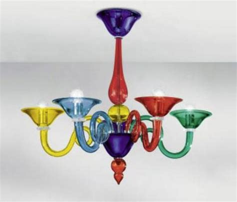 lustre verre murano lustre verre de murano multicolore d 233 couvrez luminaires