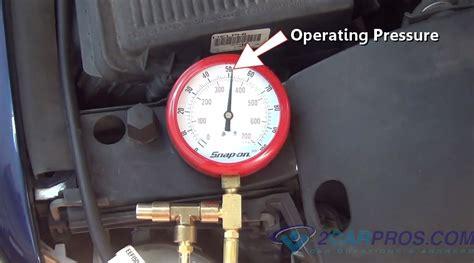test  cars fuel pump    minutes