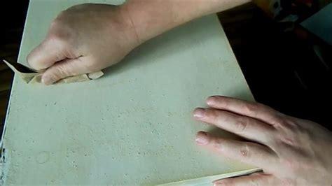 Streifenfrei Lackieren Pinsel by Schrank Wei 223 Streichen Einfach Streifenfrei