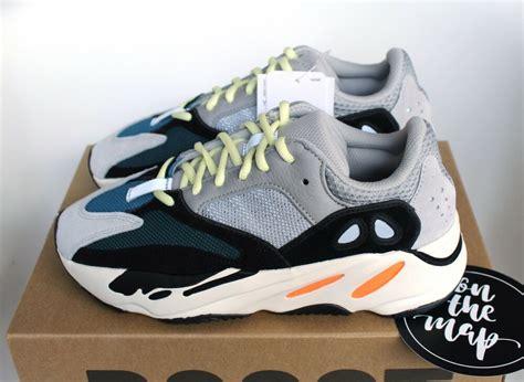 The Adidas Yeezy Boost 700 by Adidas Yeezy Boost 700 Wave Runner Og Grey Black Orange B75571 Uk 11 5 Us 12 New Ebay