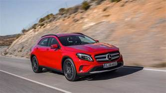 Mercedes I Mercedes Gla180 Marks New Entry Point To Suv Range