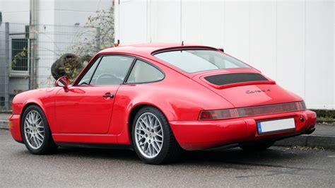 Porsche Carrera 4 For Sale by Porsche 911 964 Carrera 4 For Sale