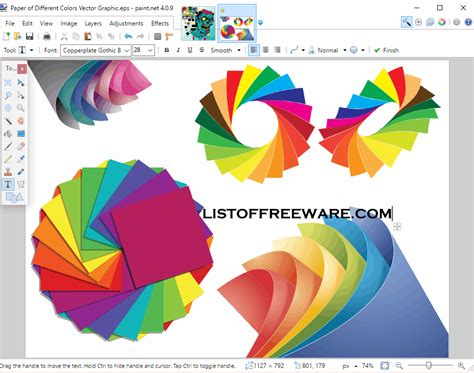 100 open color picker paint net how to make transparent background in paint net