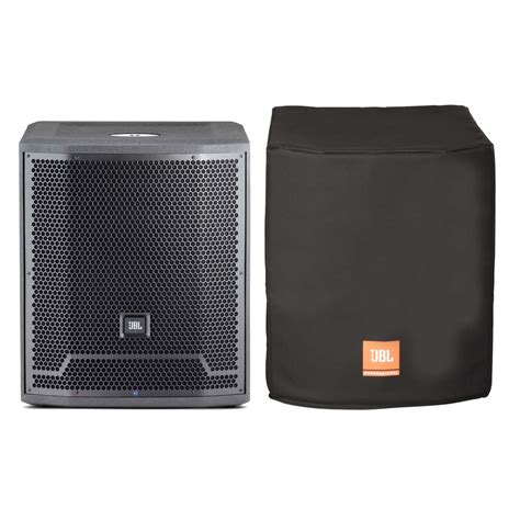 Speaker Subwoofer Jbl 15 Inch jbl prx715xlf 15 inch powered subwoofer system padded