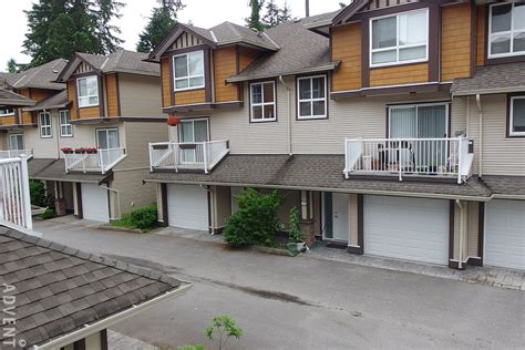 townhouse rental port coquitlam woodland place 3685