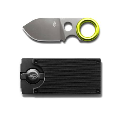 gerber money clip knife gerber money clip holds your credit cards and a knife