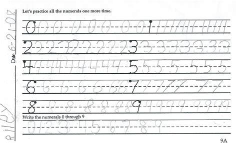cursive writing practice sheets for 1st grade cursive