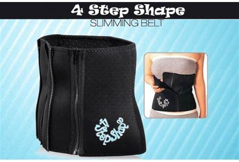 Four Step Shape Slimming Belt Korset Pelangsing 4 step shape slimming belt in pakistan in pakistan