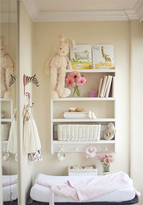 baby nursery decor series hooks shelves rods