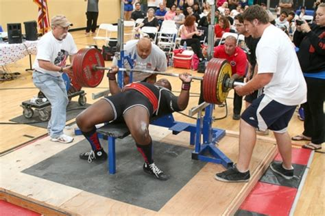 upcoming bench press competitions a weighty cause sports lead santa maria sun ca