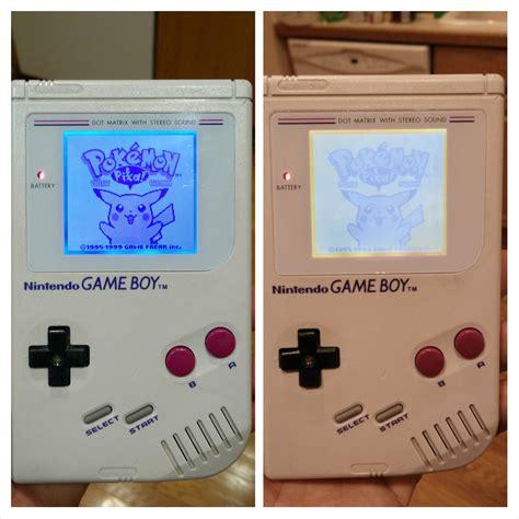 Game Boy Bivert Mod | bivert mod f 252 r game boy dmg und game boy pocket seite 8