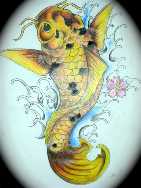 tattoo koi designs free koi tattoo designs tattoo designs of animal