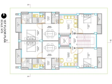 floor plan design autocad i will create your building 2d floor plan in autocad