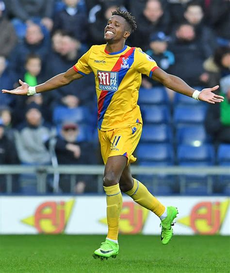 why crystal palace star wilfried zaha didn t deserve to