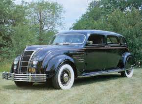 1934 Chrysler Imperial 1934 Chrysler Imperial Airflow Black Fvl Cars Wallpaper
