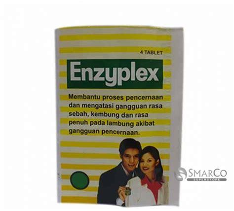 Obat Enzyplex detil produk enzyplex 8992112013011 superstore the smart