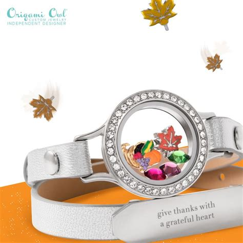 Origami Owl Hostess Gift - thanksgiving with origami owl thanksgiving 2015 charms