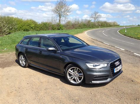 Audi Car Company Profile by Our Fleet Audi A6 Avant October 2014 Company Car Reviews