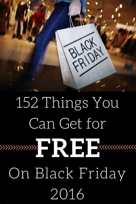 8 Things You Can Get For Free by 39 Best Images About Black Friday On Finance