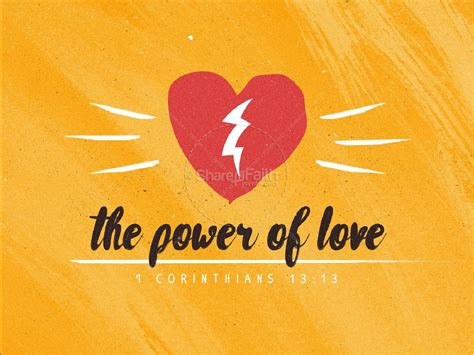 valentines day sermons the power of s day sermon powerpoint