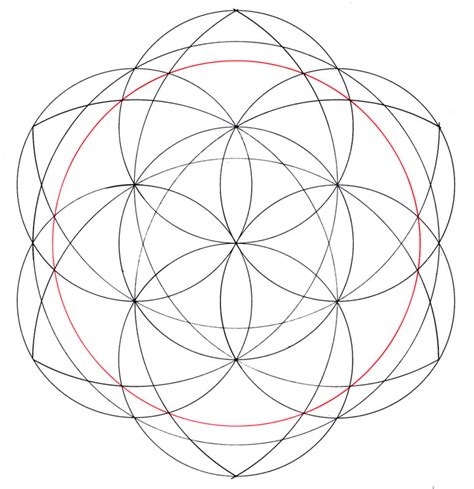 Free Coloring Pages Of Sacred Geometry Sacred Geometry Coloring Pages