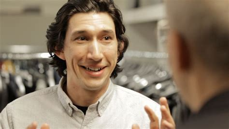 watch the women of gq behind the scenes with erin andrews gq watch gq cover shoots adam driver meets his man crush at