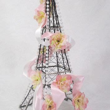 eiffel tower centerpieces for quinceaneras best bridal shower centerpiece products on wanelo