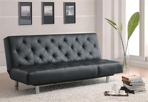 Tufted Futon Cover by Tufted Leather Futon Roof Fence Futons Leather