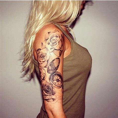 female tattoo sleeves half sleeve tattoo for women beautiful tattoos art