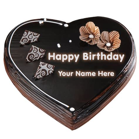 Happy Birthday Wishes With Name Edit Write Your Name On Brithday Cakes Online Pictures Editing