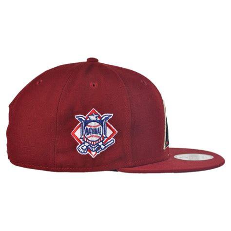 new era arizona diamondbacks mlb 9fifty snapback baseball