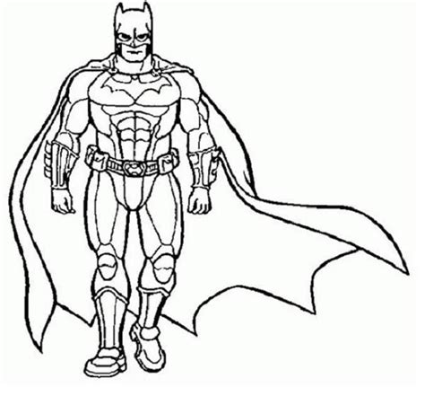 Printable Superhero Coloring Pages Coloring Me Heroes Color Pages