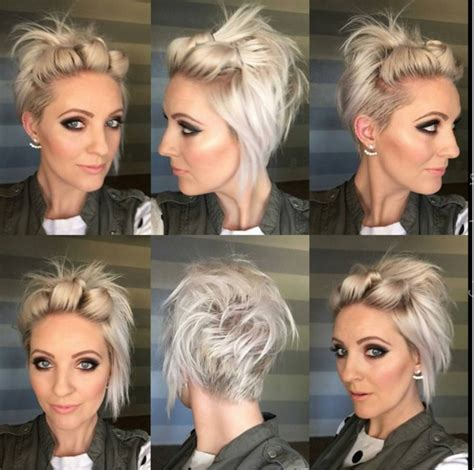 Coiffure Cheveux Courts Facile by 5 Coiffures Hyper Faciles Rapides Et Pratiques Pour