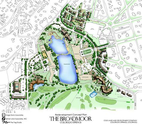 Of New Master Mba Course Plan by The Broadmoor Master Plan Zehren Associates