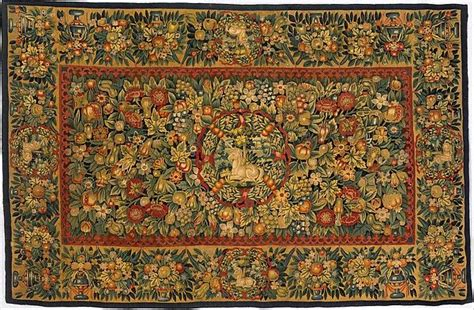 Table Tapisserie by Table Carpet With Unicorns The Met Rug