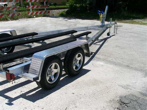 long boat trailers for sale aluminum boat trailers ta best row boat plans