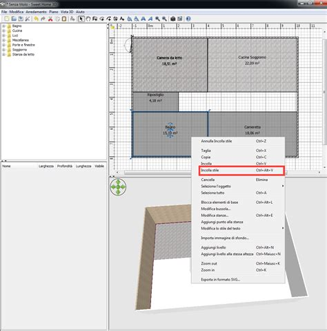 software per arredare interni programma di arredamento gratis