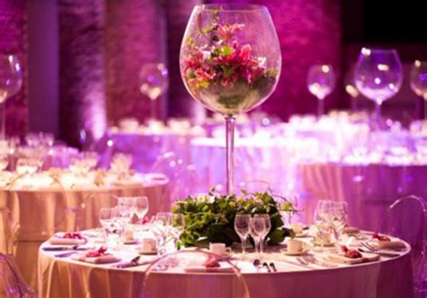 Flowers Inside Glass Vase by Large Wine Glass Vase With Flowers Inside The Vases Jpg