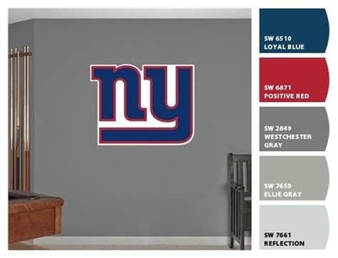 ny giants bedroom 94 best nfl bedrooms ny giants images on pinterest
