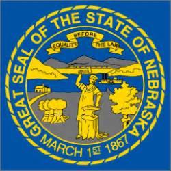 nebraska colors nebraska state flag logo flickr photo