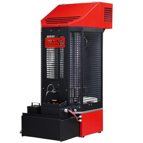 waste oil burning heater for garage zm 135t 35 kw multi fuel waste oil heater with burner